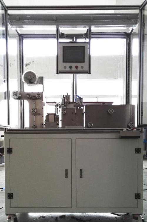 实验室自动放圈拉丝涂胶