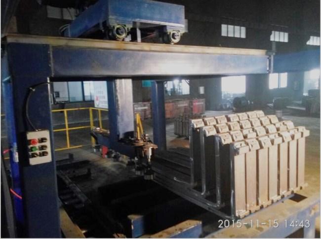铸件重型ma垛机械手