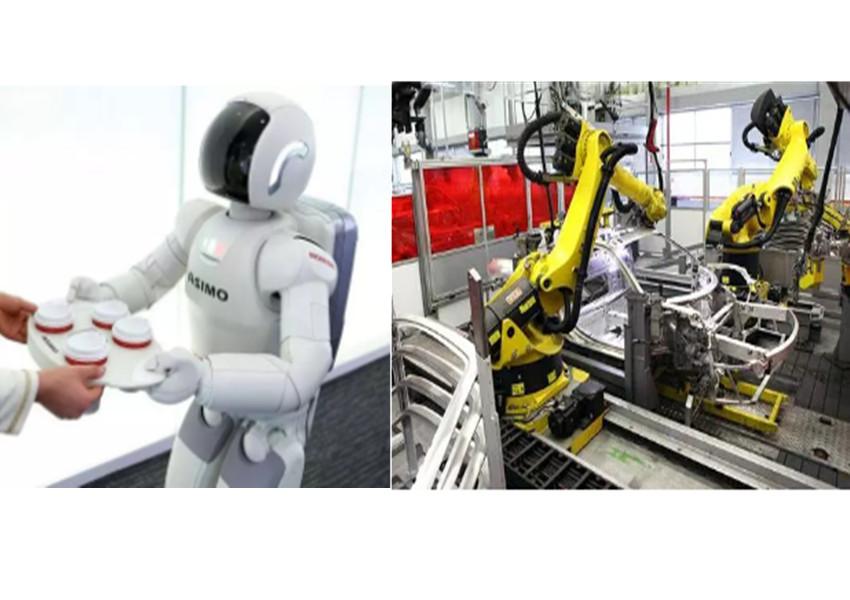 工业机器人的行业怎么样?
