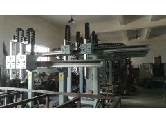 保养机床桁架式机械手